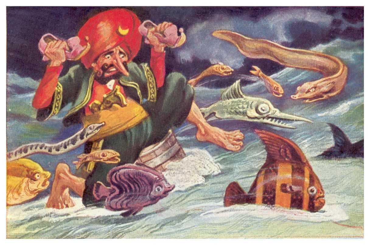 first voyage of sinbad the sailor